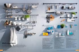 ikea kitchen wall storage new ikea kitchen wallrage ideas mounted racks rack systems ikeas system of