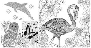 It's really hard to find free coloring pages posted by the actual other, rather than someone else ripping them off. 200 Gorgeous Free Colouring Pages For Adults Crafts On Sea