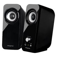 speakers desktop. creative® - t12 2.0 wireless desktop speakers