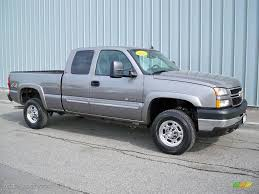 Download 2007 Chevrolet Silverado 2500 HD LTZ Extended Cab | oumma ...