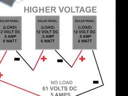 solar panel wiring configurations for diy grid free photovoltaic Solar Array Wiring Diagram solar panel wiring configurations for diy grid free photovoltaic power youtube solar panel wiring diagram