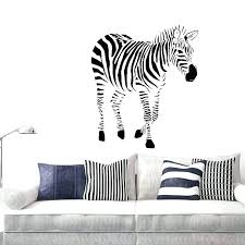wildlife wall decals wildlife wall decal wildlife wall decals wildlife zebra art personality wall stickers home