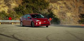 Toyota Prius Drifts in 2016 Super Bowl Commercial - autoevolution