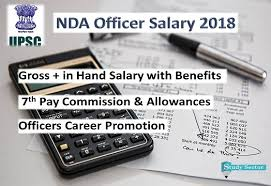 Indian Air Force Salary Chart Nda Salary 2019 Allowances Benefits Promotion And