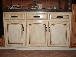 distressed kitchen cabinets design