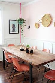 before after moho style in a colorful family home rug in san rafael chairs for dining tablepink