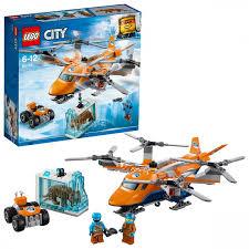 Купить <b>LEGO</b> City 60193 <b>Конструктор</b> ЛЕГО <b>Город Арктическая</b> ...