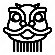 The following sprites appear in danganronpa v3's bonus mode: Barongsai Celebration China Chinese Chinese New Year Holiday Mask Icon Download On Iconfinder