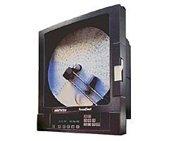 Partlow Mrc 5000 Circular Chart Recorder Partlow Mrc 9400 Versaez Simplified 4 Pen Recorder With