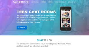 Top teen chat rooms