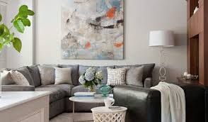 big furniture small room. Modern Sofa For Small Living Room Small-space Solution Big Furniture