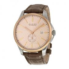 gucci g timeless large automatic rose dial men s watch ya126314 gucci g timeless large automatic rose dial men s watch ya126314