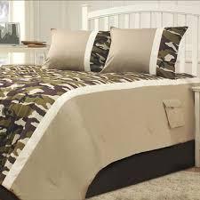 hallmart kids camp dynasty army camo bed set