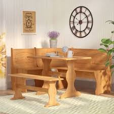 Corner Kitchen Table Nook Sets Wayfair