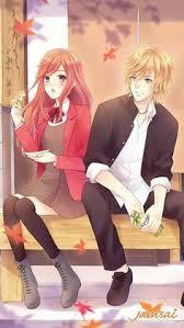 fiction books anime couples heartstrings siri book covers otaku honey cover books