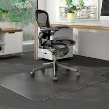 durable pvc home office chair. image is loading newdurablepvchomeofficechairfloormat durable pvc home office chair ebay