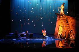 Light Set Design Performing Arts The Red List