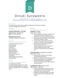 Dinuki Suraweera Strategic Storyteller