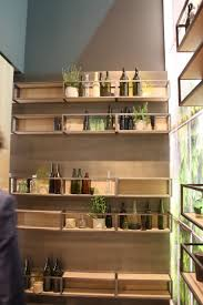 wood kitchen cabinets just one way feature natural material showcase instead using only the open box