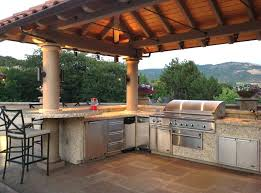 covered outdoor kitchens with fireplace. Delighful With Outdoor  Intended Covered Outdoor Kitchens With Fireplace N