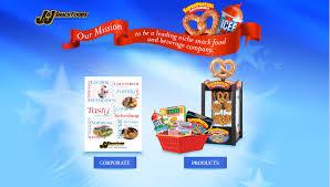 j and j snack food j j snack foods ice monopoly junk food kings collin kottke