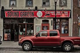 the sound garden by paj880
