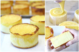 Breadtalk The 1st Crater Cheese Honey Cake In Singapore So Soft