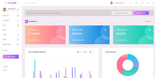 tamplate best 13 free bootstrap 4 admin templates