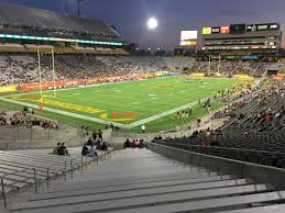 Sun Devil Stadium Section 14 Rateyourseats Com