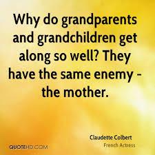 Quotes About Grandchildren Adorable Claudette Colbert Quotes QuoteHD
