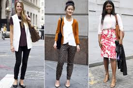 how real new york women dress for success new york post