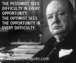 Winston Churchill Love Quotes winston churchill quotes sayings quote pessimist optimist 65
