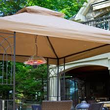 hanging patio heater. Hanging Outdoor Electric Heater Patio I
