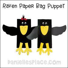 Puppet Crafts Kids Can Make