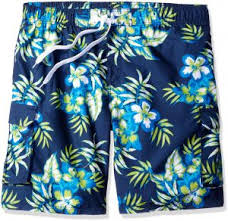 Kanu Surf Extended Size Chart Kanu Surf Mens Big Grenada Extended Size Floral Volley Swim Trunk Navy 3x