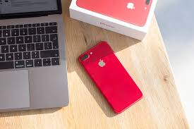 iphone 7 plus red. apple product red iphone 7 and plus are bold brash well very