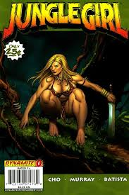 Adult game jungle girl