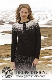 <b>Winter</b> Fantasy / DROPS 116-1 - Free knitting <b>patterns</b> by DROPS ...