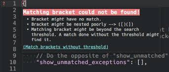 Customizing Brackethighlighter Documentation