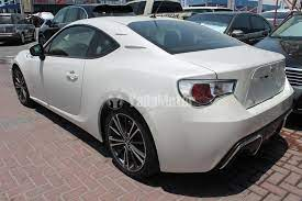 White 2014 model, available at xtreme auto fze. تويوتا 86 2013 مستعملة Yallamotor Com