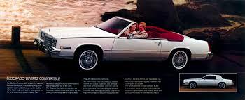 1984 Cadillac Eldorado Biarritz Convertible Owned by Ed Nieves