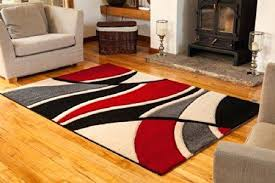 red black grey rug gray black red white swirls modern abstract area rug within red and red black grey rug