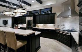 35 luxury kitchens with dark cabinets design ideas designing idea with regard to astounding kitchen dark cabinets