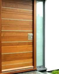 Modern Exterior Door Hardware Contemporary Front Door Hardware