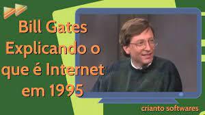 Bill Gates explicando