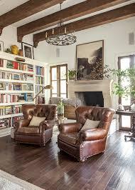 Fireplace Decor Ideas  Gentleman's Study