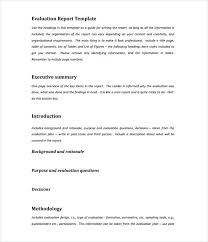 Executive Summary Template Sample Format For Business Plan