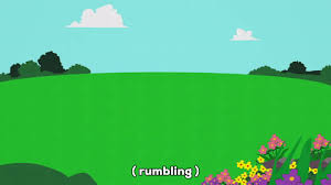 green grass field animated. Download GIF Green Grass Field Animated