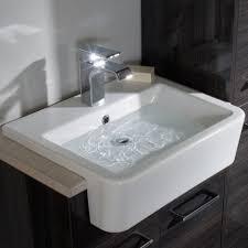 information standard semi countertop basin