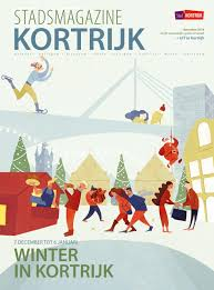 Stadsmagazine December 2018 By Stad Kortrijk Issuu